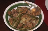 Lamb and Green Bean Stew